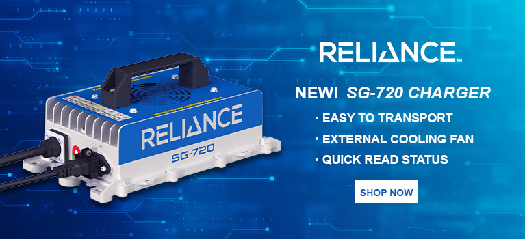 Reliance SG-720 Charger - Shop Now