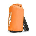 IceMule Classic Medium Hands-Free Cooler 15-Liter - Blaze Orange