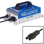 Reliance™ SG-720 High Frequency Industrial Yamaha Charger – 48v G19-G22 Paddle