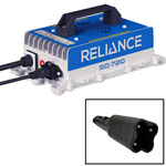 Reliance™ SG-720 High Frequency Industrial Yamaha Charger – 48v G29/ Drive & Drive2 Paddle