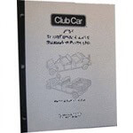 Electric Club Car DS Owners Manual (Fits 2000)