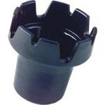 Black Cup Holder /  Ashtray (Universal Fit)