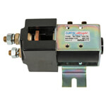 48-Volt High-Amp Solenoid (Universal Fit)