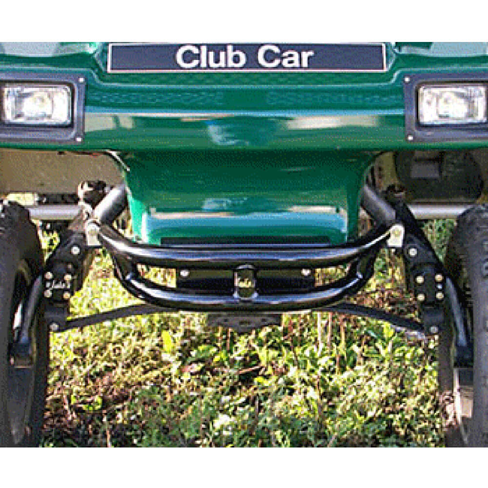 Jake U0026 39 S Black Club Car Ds Mega Front Bumper  U0026 Carryall