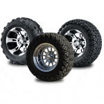 "12"" Premounted Tire and Wheels - Buggies Unlimited"